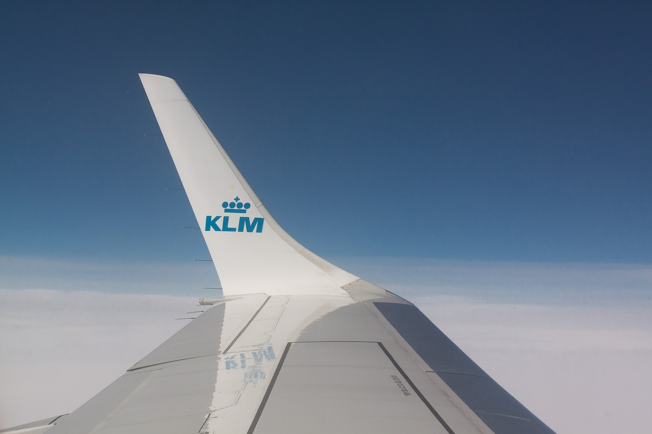 Air France-KLM traffic fall in February shows first signs of impact